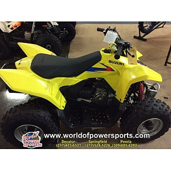 2019 Suzuki QuadSport Z90 for sale 200638540