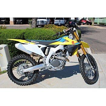 2019 Suzuki RM-Z250 for sale 200721916