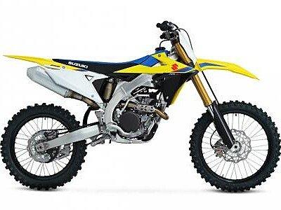 2019 Suzuki RM-Z250 for sale 200851438