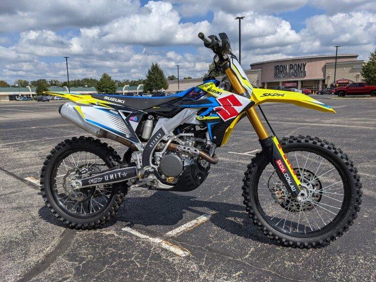 2019 Suzuki RM-Z250 for sale 201163079