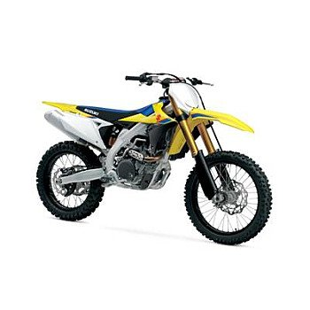 2019 Suzuki RM-Z450 for sale 200664508