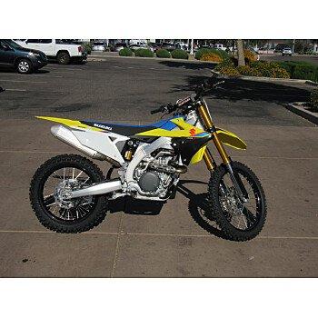 2019 Suzuki RM-Z450 for sale 200665917