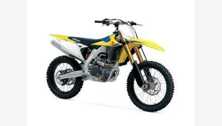 2019 Suzuki RM-Z450 for sale 200773458
