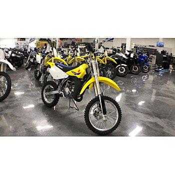 2019 Suzuki RM85 for sale 200693159