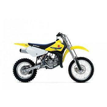 2019 Suzuki RM85 for sale 200693989