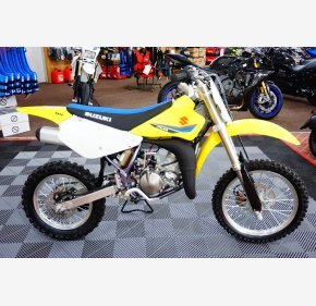 2019 Suzuki RM85 for sale 200806530