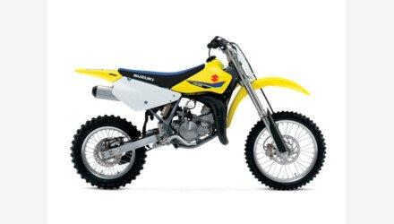 2019 Suzuki RM85 for sale 200937389