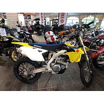 2019 Suzuki RMX450Z for sale 200615458