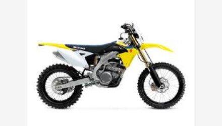 2019 Suzuki RMX450Z for sale 200640811