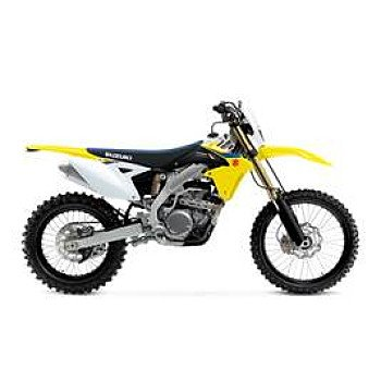 2019 Suzuki RMX450Z for sale 200686885