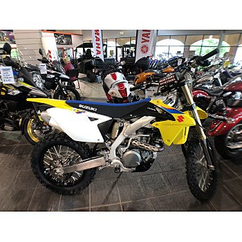 2019 Suzuki RMX450Z for sale 200830689