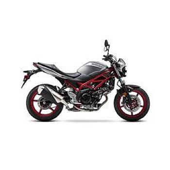 2019 Suzuki SV650 for sale 200717393
