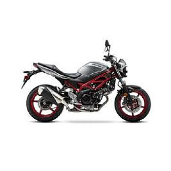 2019 Suzuki SV650 for sale 200717395