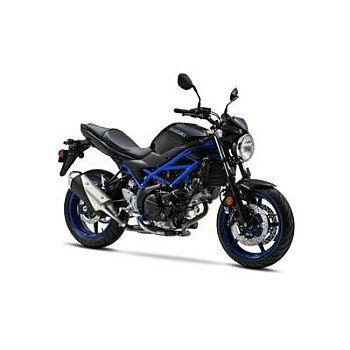 2019 Suzuki SV650 for sale 200664473