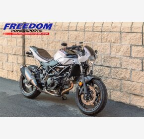 2019 Suzuki SV650 for sale 200853702