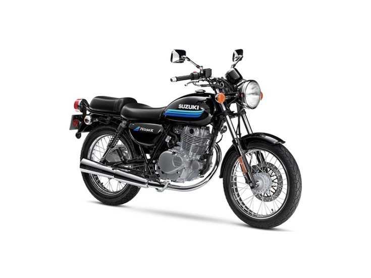 2019 Suzuki TU250 250X specifications