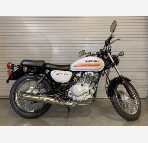 2019 Suzuki TU250 for sale 200793055