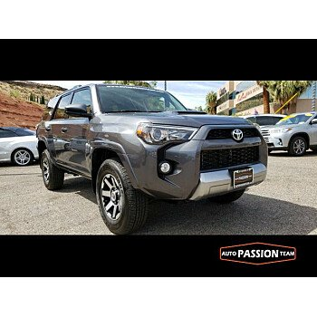 2019 Toyota 4Runner 4WD for sale 101197062