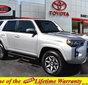 2019 Toyota 4Runner 4WD for sale 101237069