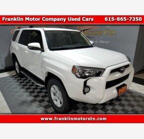2019 Toyota 4Runner for sale 101277442