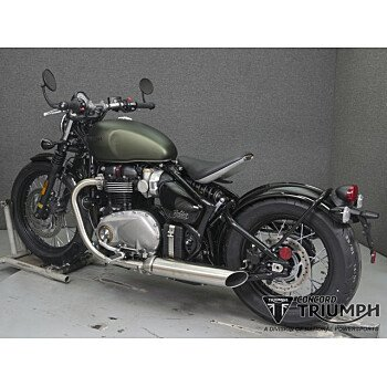 2019 Triumph Bonneville 1200 for sale 200686179