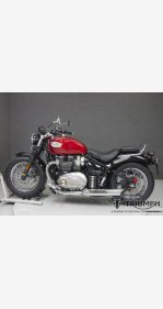 2019 Triumph Bonneville 1200 for sale 200710197