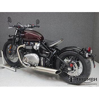 2019 Triumph Bonneville 1200 for sale 200725526