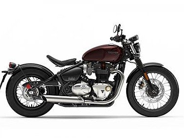 2019 Triumph Bonneville 1200 for sale 200914837