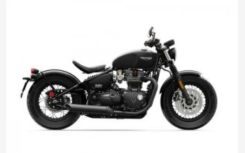 2019 Triumph Bonneville 1200 for sale 200918307