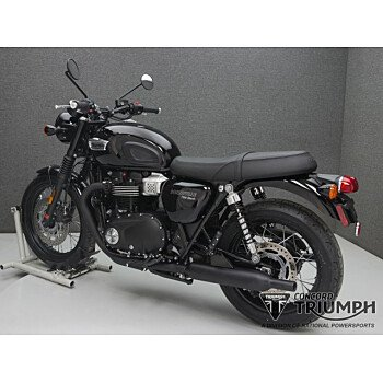 2019 Triumph Bonneville 900 T100 for sale 200686178