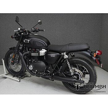 2019 Triumph Bonneville 900 T100 for sale 200731995