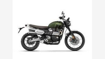 2019 Triumph Scrambler for sale 200728396