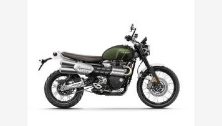 2019 Triumph Scrambler for sale 200737294