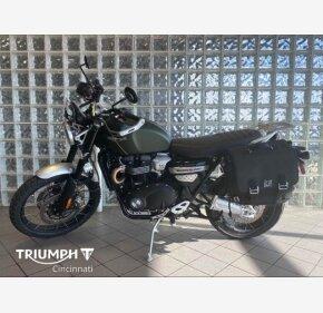 2019 Triumph Scrambler for sale 200908716