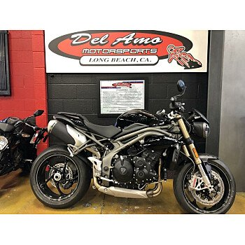 2019 Triumph Speed Triple S for sale 200714191