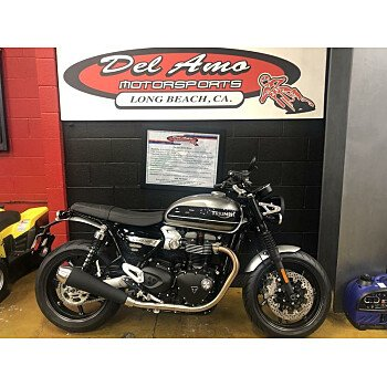 2019 Triumph Speed Twin for sale 200714613