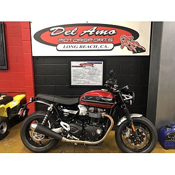 2019 Triumph Speed Twin for sale 200714642