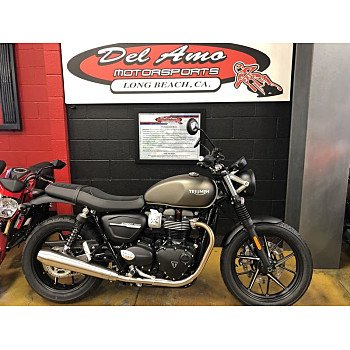2019 Triumph Street Twin for sale 200722886