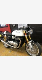 2019 Triumph Thruxton for sale 200714291