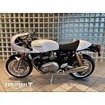 2019 Triumph Thruxton R for sale 200908689
