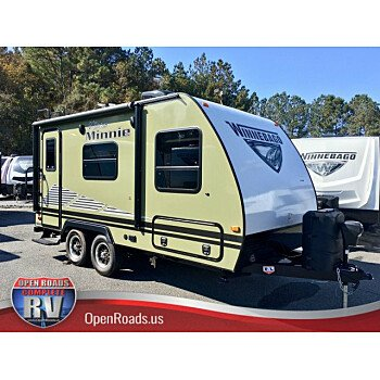 2019 Winnebago Micro Minnie for sale 300196581