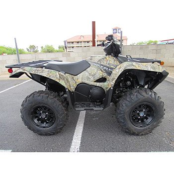 2019 Yamaha Grizzly 700 for sale 200682105