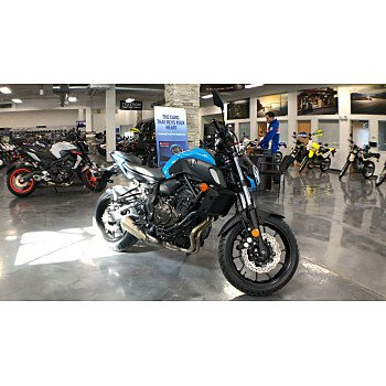 2019 Yamaha MT-07 for sale 200704094