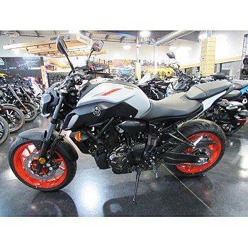 2019 Yamaha MT-07 for sale 200705115