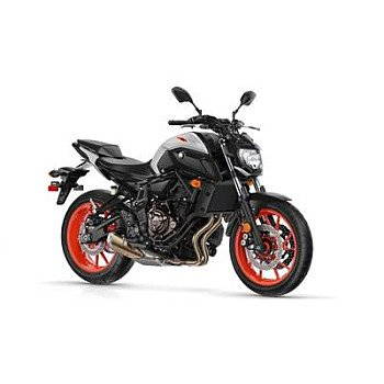 2019 Yamaha MT-07 for sale 200721217