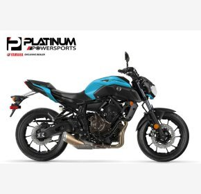 2019 Yamaha MT-07 for sale 200642595