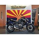2019 Yamaha MT-07 for sale 200696192
