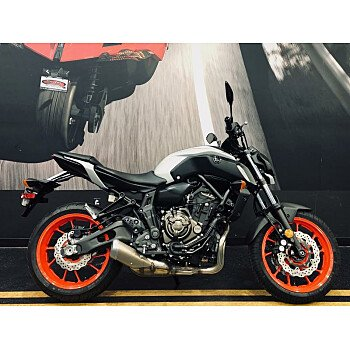 2019 Yamaha MT-07 for sale 200722899