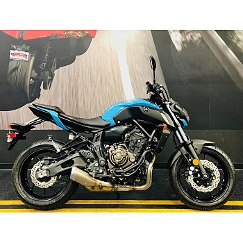 2019 Yamaha MT-07 for sale 200723451