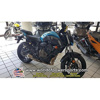 2019 Yamaha MT-07 for sale 200754813